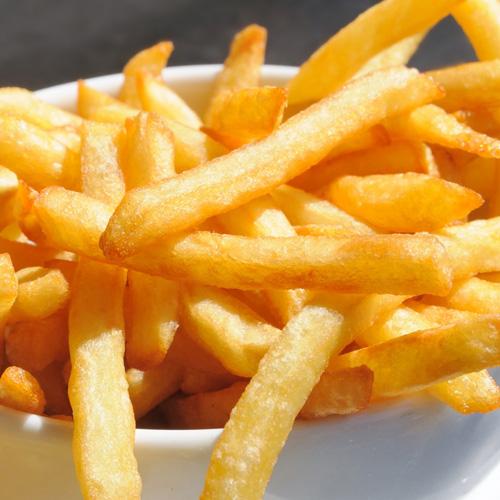 τηγανητές πατάτες